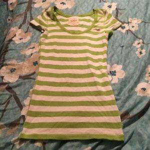 $4 Hollister medium shirt